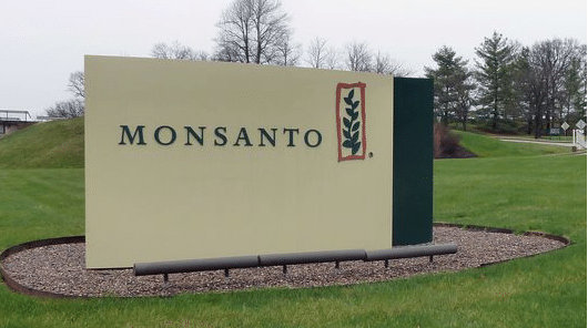 Logo Monsanto