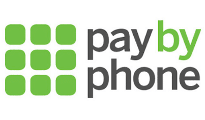 Logo Pay By Phone