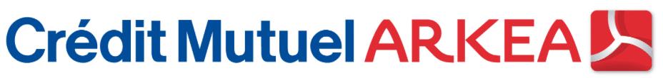Logo crédit Mutuel Arkea