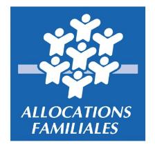 Logo la CAF