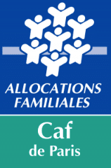 Logo la CAF paris