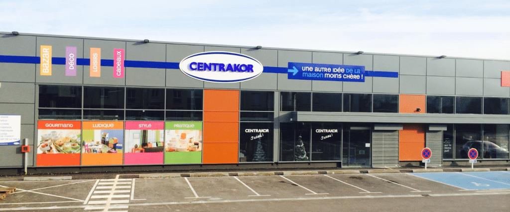 service client centrakor telephone