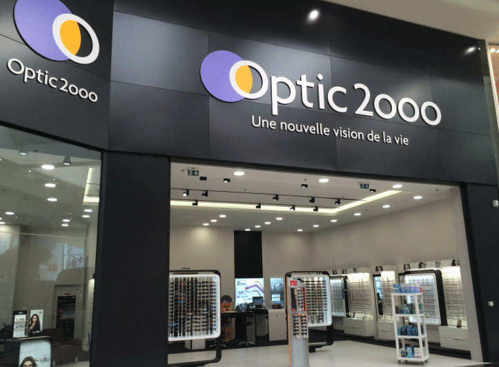 Magasin Optic 2000