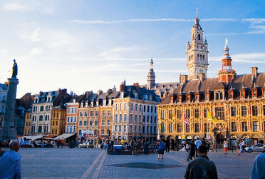 Mairie Lille