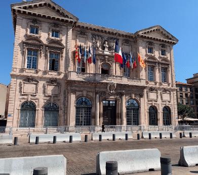 Mairie Marseille