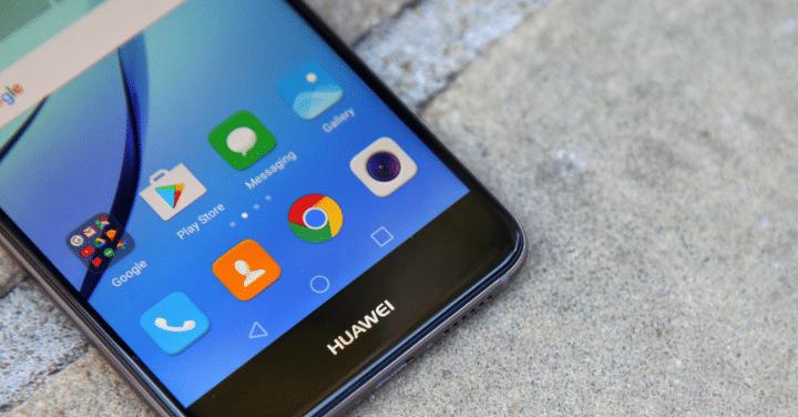 Mobile Huawei