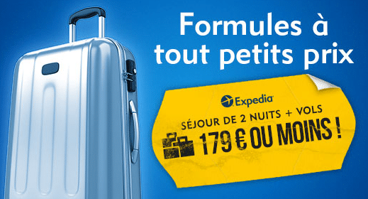 Offre Expedia