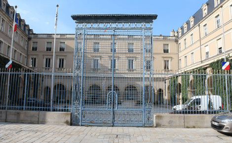 Préfecture Angers