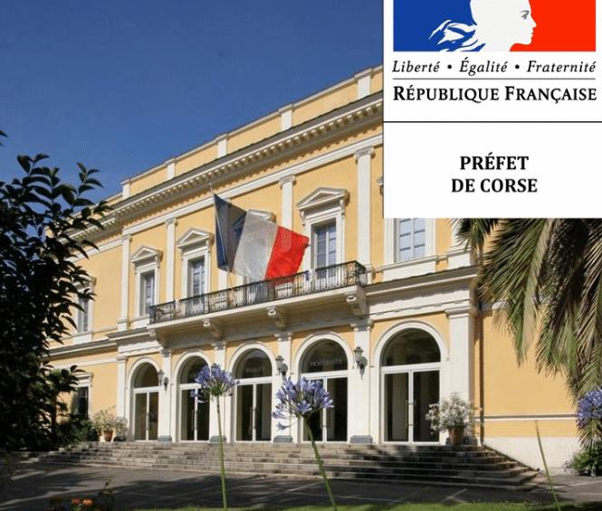 Prefecture Ajaccio