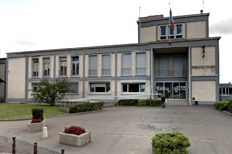 Prefecture Evreux