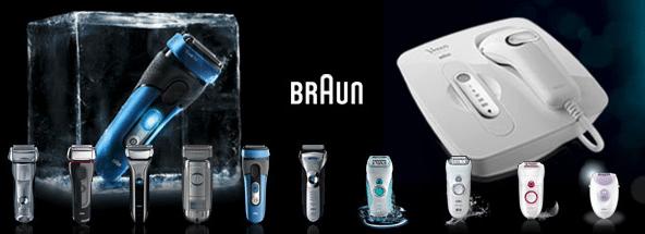 Produits Braun