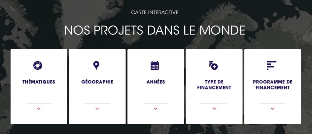 Projets AFD