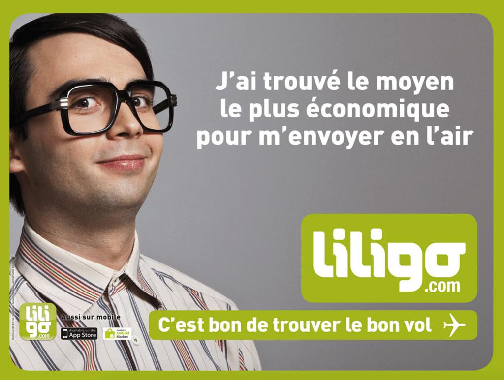 Publicité liligo.com