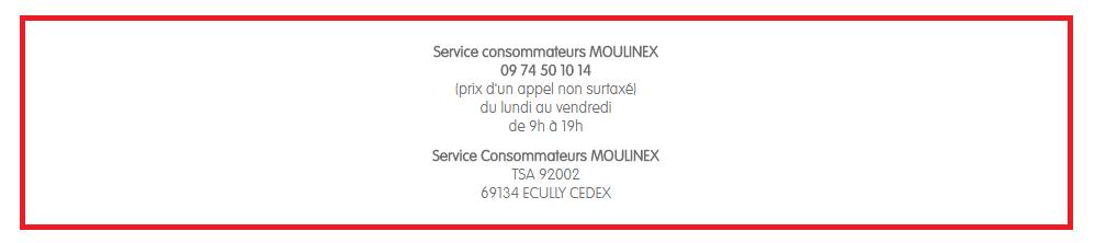 SAV-Moulinex