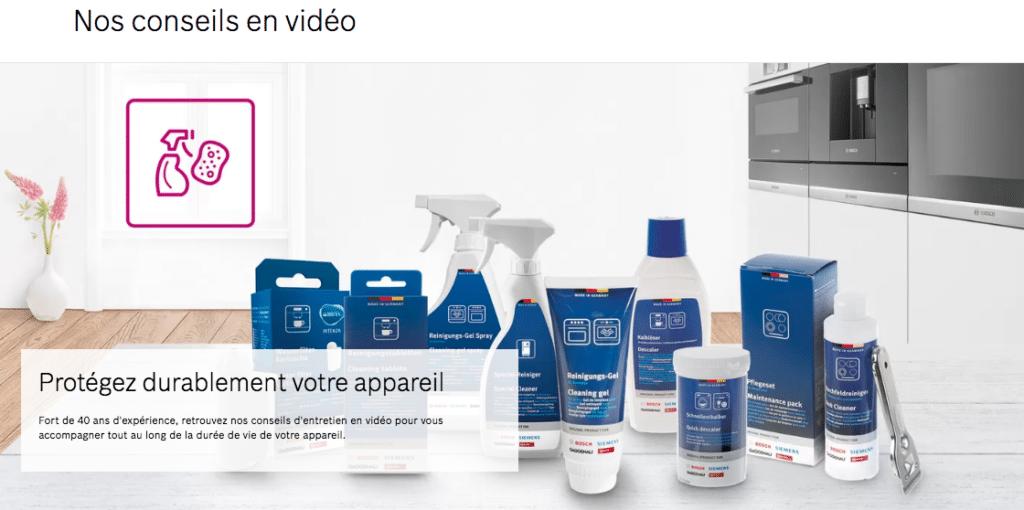 Videos Bosch