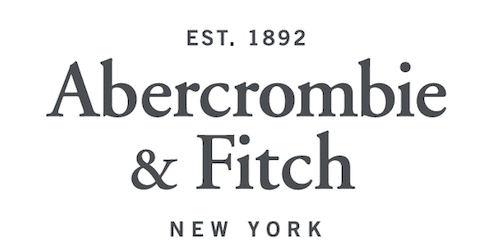logo abercrombie&fitch