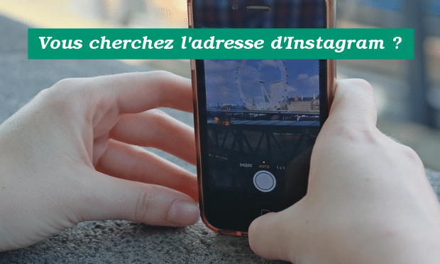 Courrier Instagram