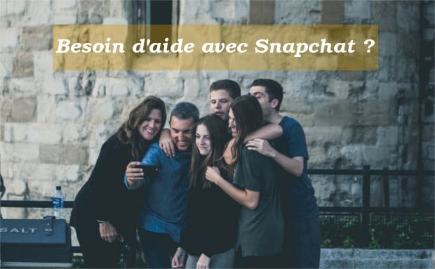 problème connexion Snapchat