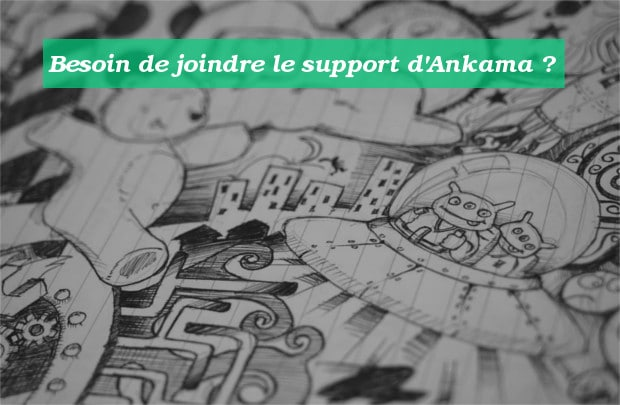support Ankama