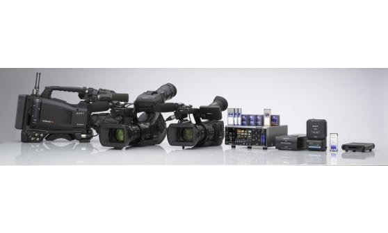 Sélection de produits Sony
