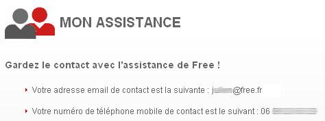 Assistance FREE SAV