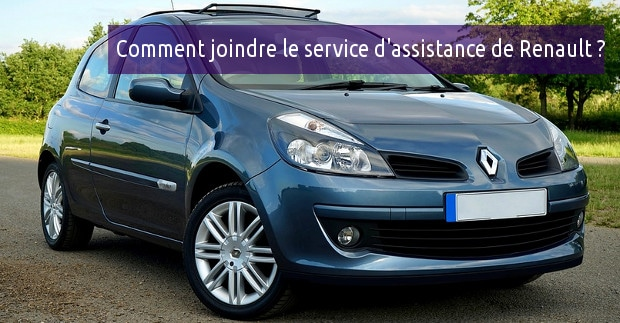 Joindre Renault