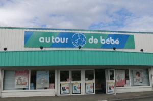 autour de bébé magasin