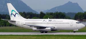 Avion Air Méditerranée