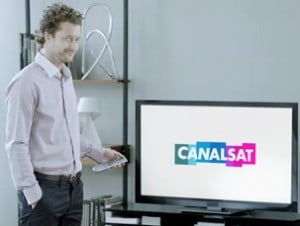 publicité Canalsat