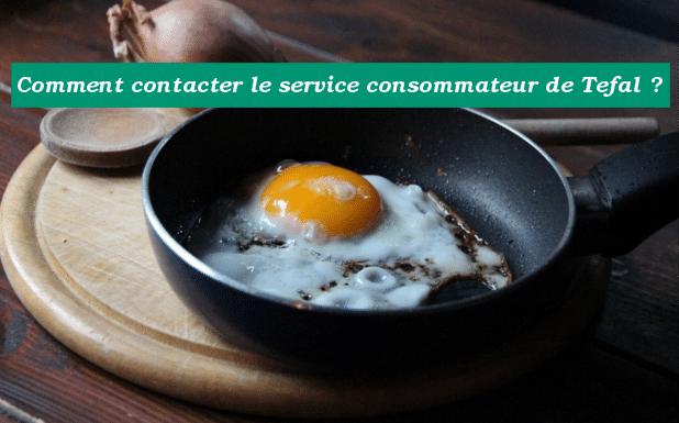 Service consommateur Tefal