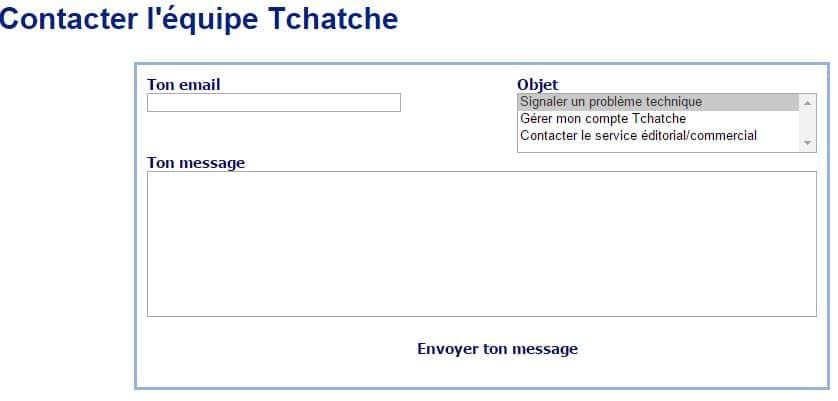 contact-Tchatche