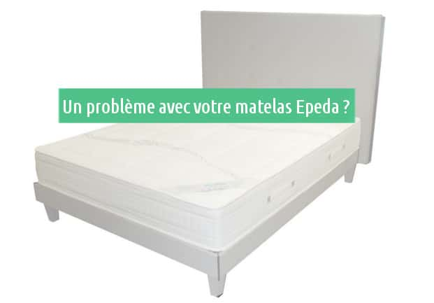 Sommier Epeda
