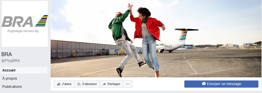 facebook BRA