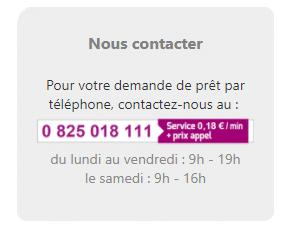 financo-telephone