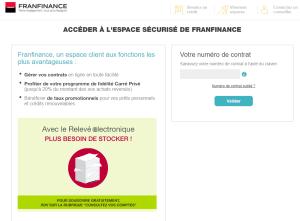 franfinance-espace-client
