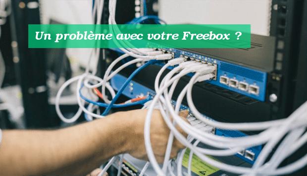 contacter le support pour la freebox