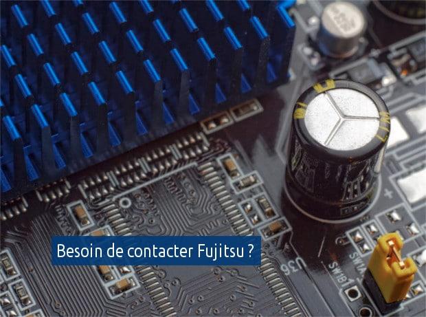 Contacter Fujitsu