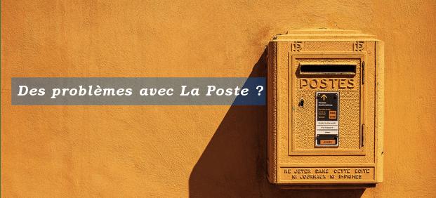 comment écrire à La Poste ?
