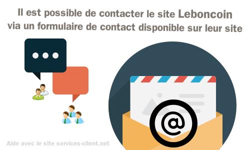 contact leboncoin