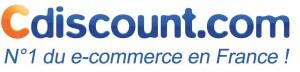 Logo du site internet CDiscount