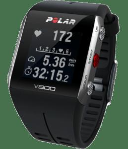 Montre Polar V800 Multisport avec GPS intégré