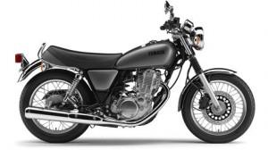 Exemple de moto Yamaha
