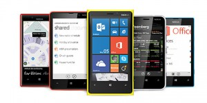 Téléphone Nokia Lumia Hero 2