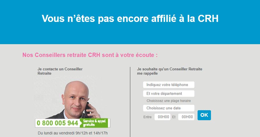 non-affilie-CRH