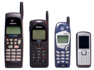 Anciens téléphones Nokia