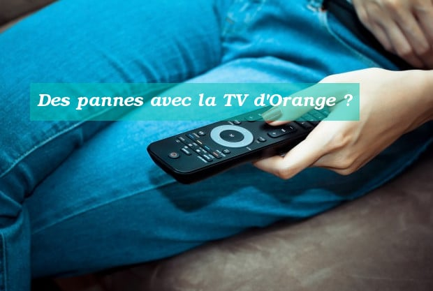 panne Orange TV