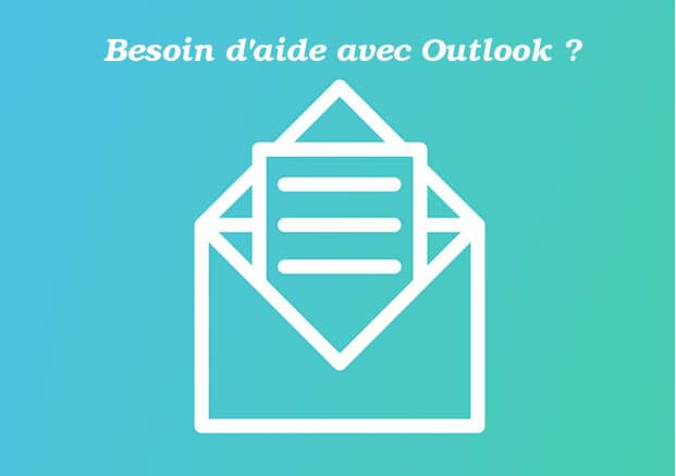 Contacter l'assistance d'Outlook
