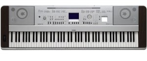 Exemple de piano Yamaha