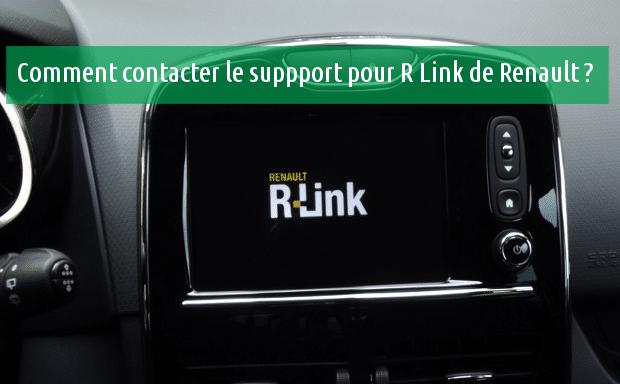 Support système R-Link