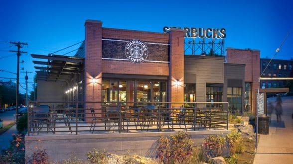 salon Starbucks Coffee